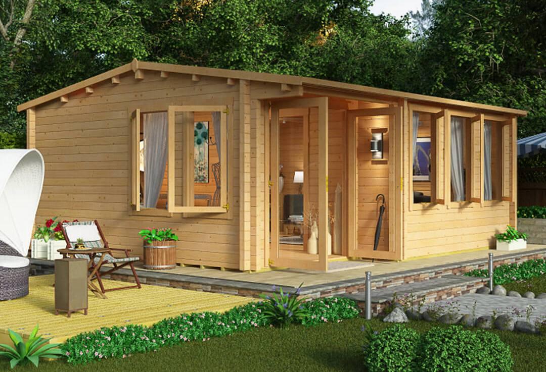 7 Tips For Choosing The Perfect Garden LogCabin